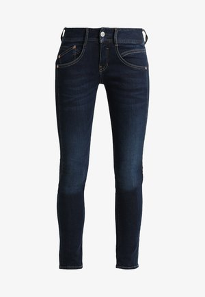 GILA SLIM - Slim fit jeans - blue denim