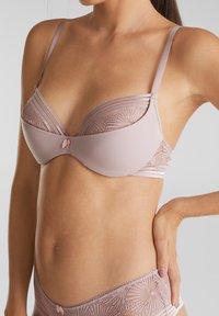 Esprit - Underwired bra - old pink - 0