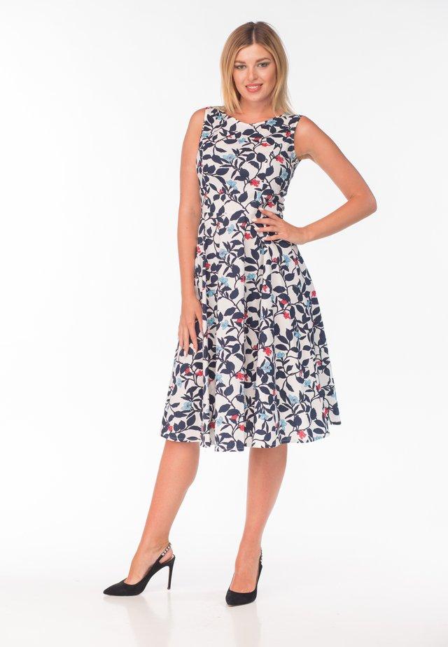 Vestido ligero - flower print
