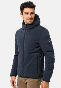 Hot Buttered - HOT BUTTERED HURRYCANE - Outdoor jacket - navy - 0