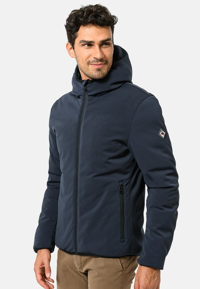 HOT BUTTERED HURRYCANE - Outdoorjas - navy