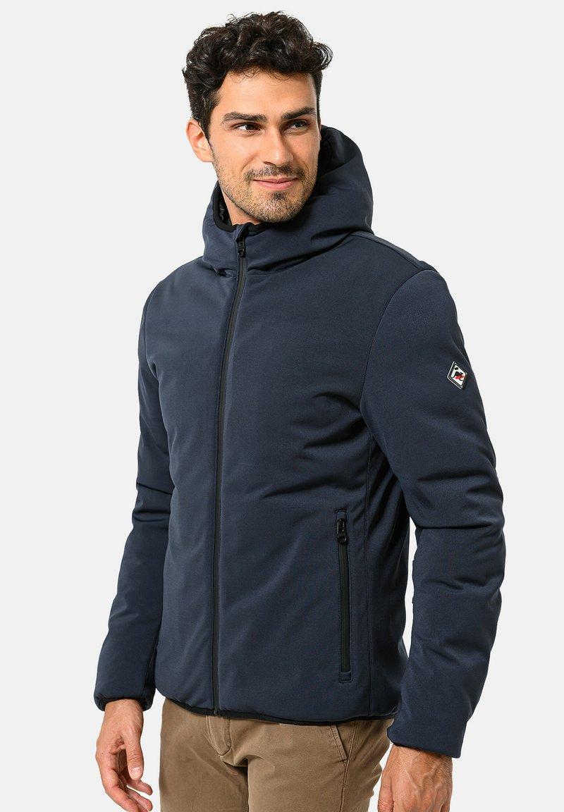 Hot Buttered - HOT BUTTERED HURRYCANE - Outdoor jacket - navy