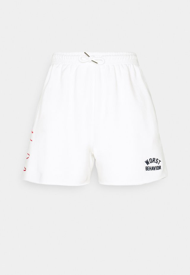 SAMMY WOMEN - Shorts - offwhite
