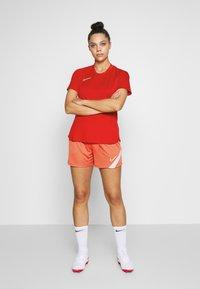 Nike Performance - DRY ACADEMY 19 - Camiseta estampada - university red/white - 1