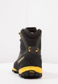 La Sportiva - TX5 GTX - Vysoká chodecká obuv - carbon/yellow - 3