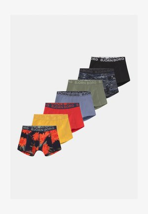DIGITAL WOODLAND SAMMY 7 PACK - Pants - mood indigo