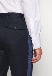 PS Paul Smith - MENS SLIM FIT - Suit trousers - navy - 5