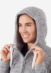 Mammut - CHAMUERA - Fleece jacket - grey - 3