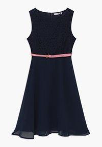 Lemon Beret - TEEN GIRLS - Koktejlové šaty/ šaty na párty - medieval blue - 0