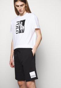 Polo Ralph Lauren - TECH - Verryttelyhousut - black - 3
