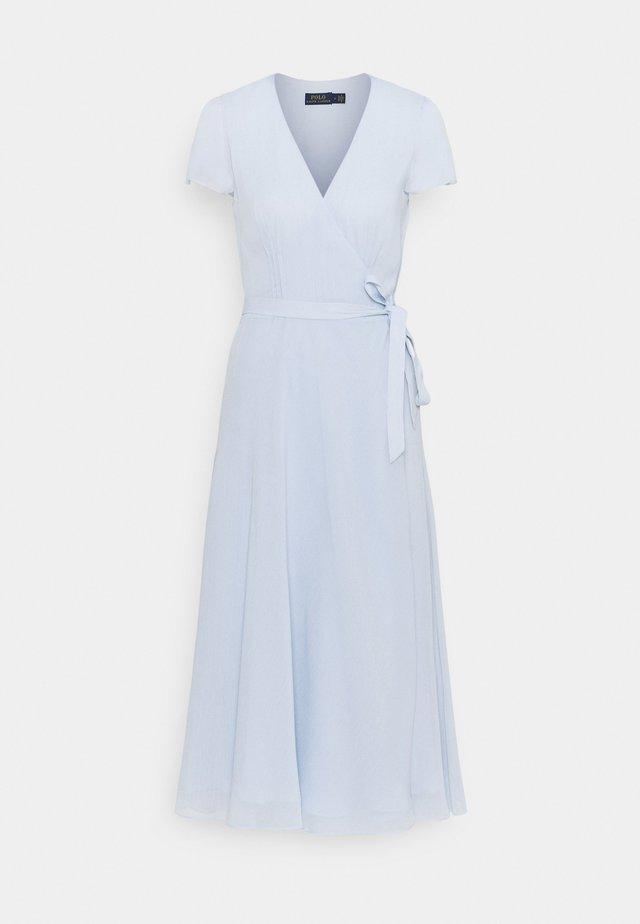 Korte jurk - summer aqua