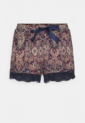 SHORT PAISLEY - Pyjama bottoms - folkstone grey