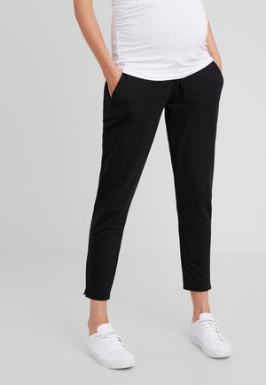 PANTS RELAX - Tracksuit bottoms - black