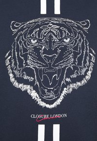 CLOSURE London - FURY CREWNECK - Sweatshirt - navy - 5