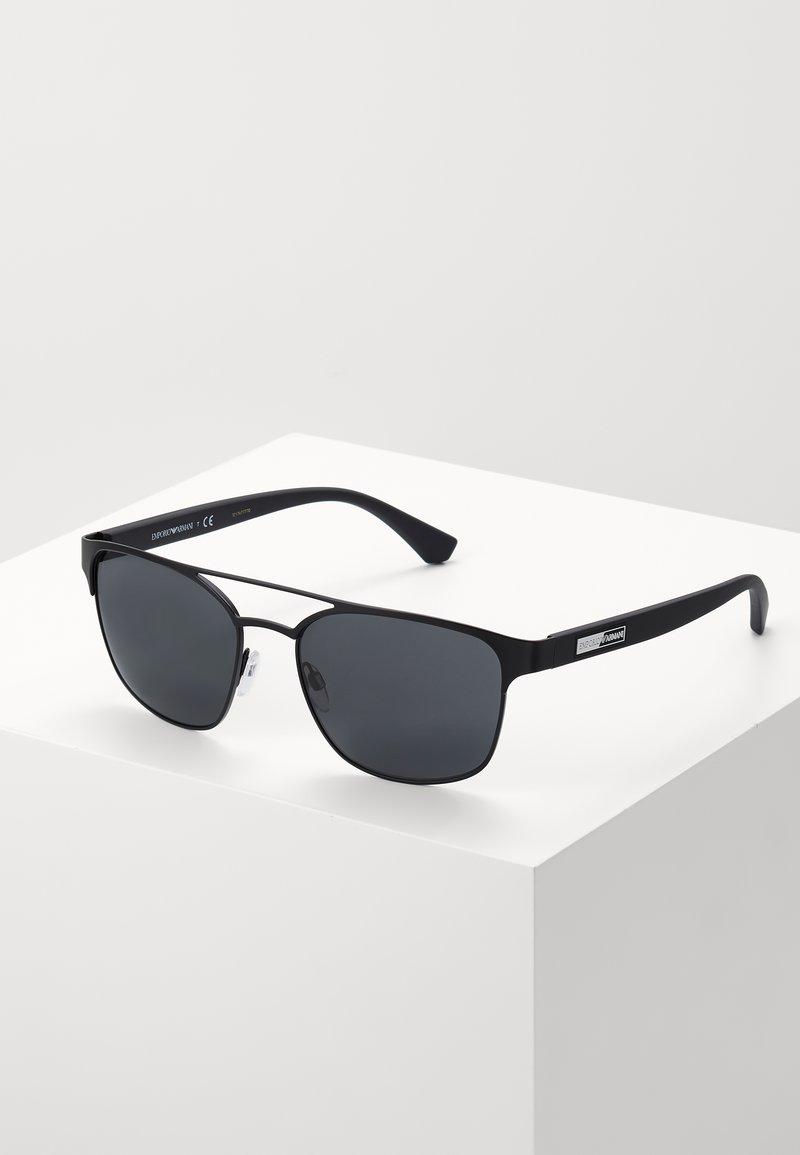 Emporio Armani - Sunglasses - matte black