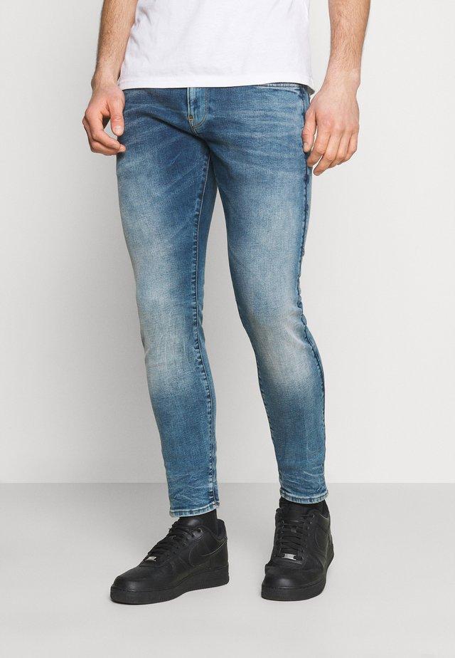 REVEND SKINNY - Jeans Skinny Fit - antic faded kyanite