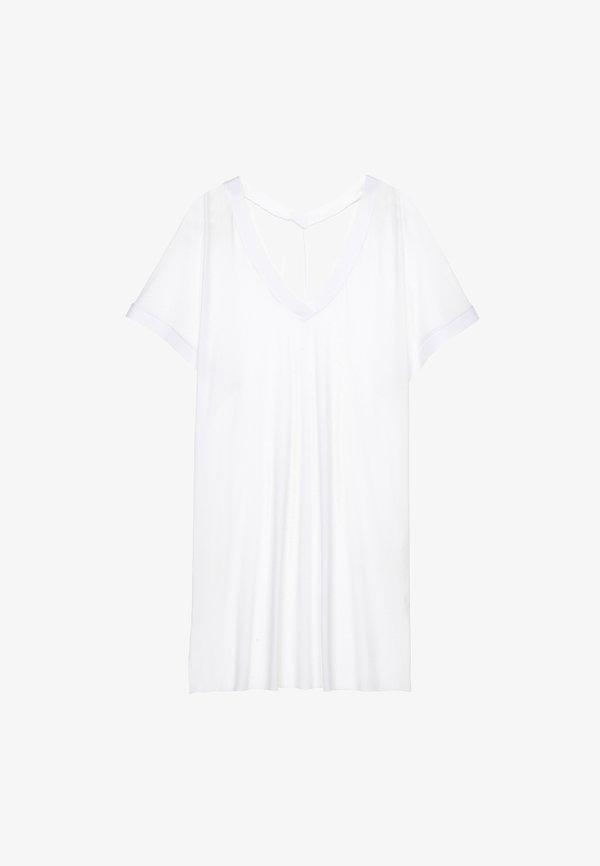 Pain de Sucre PRETTY - Tunika - white/biały GBUD