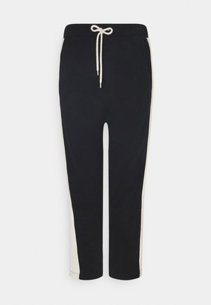 PANTS SMOKING - Trousers - black
