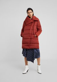 HUGO - FASALLI - Winter coat - rust copper - 1