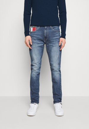 RELAXED TAPERED - Jeans Relaxed Fit - blue denim