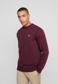 Dickies - NEW JERSEY - Sweatshirt - maroon - 0