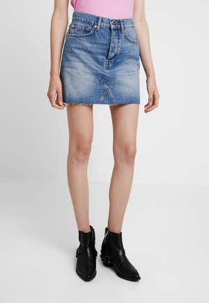 PEARL SKIRT - A-line skjørt - blue denim