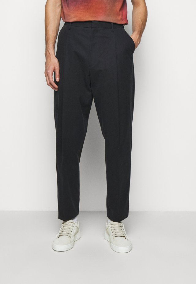 GENTS FORMAL TROUSER - Broek - black