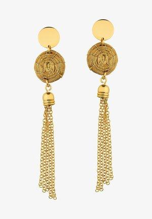 STEFANIE - Earrings - gold