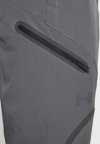 Under Armour - PROJECT ROCK UTILITY PANT - Trainingsbroek - pitch gray - 3