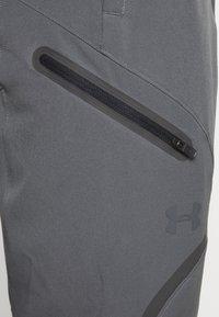 Under Armour - PROJECT ROCK UTILITY PANT - Teplákové kalhoty - pitch gray - 3