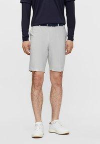 J.LINDEBERG - ELOY - Outdoor shorts - stone grey - 0