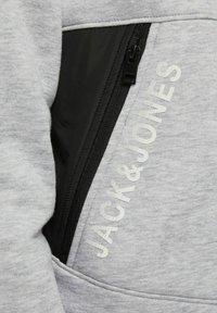Jack & Jones Junior - Zip-up hoodie - light grey melange - 6