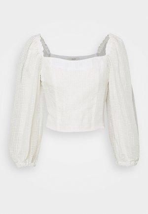 CAPRI - Bluzka - white