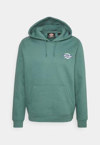 RUSTON HOODIE - Sweatshirt - lincoln green