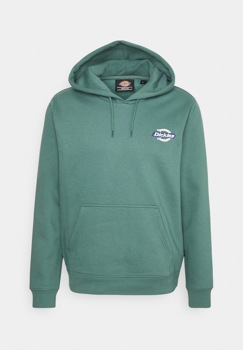Dickies - RUSTON HOODIE - Sweatshirt - lincoln green