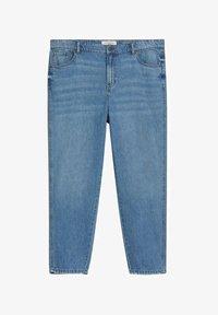 Violeta by Mango - MARINA - Straight leg jeans - mellemblå - 5