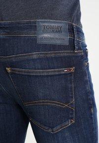 Tommy Jeans - SKINNY SIMON - Jeans Skinny Fit - dynamic true dark - 3