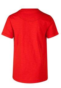 WE Fashion - WE FASHION JONGENS T-SHIRT - T-shirt basic - red - 3