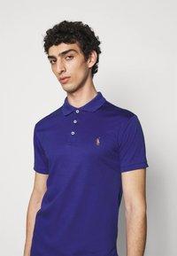 Polo Ralph Lauren - SLIM FIT SOFT COTTON POLO SHIRT - Polo shirt - bright navy - 3
