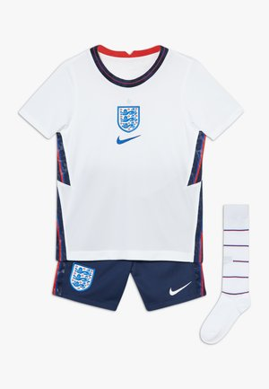 ENGLAND ENT LK NK BRT KIT HM SET - Short de sport - white/royal