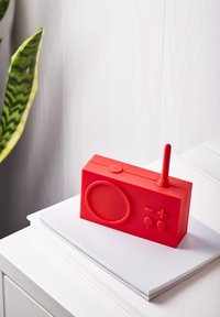 Lexon - Radio - rot - 5