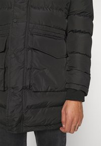Brave Soul - BOBBY - Winter coat - black - 7