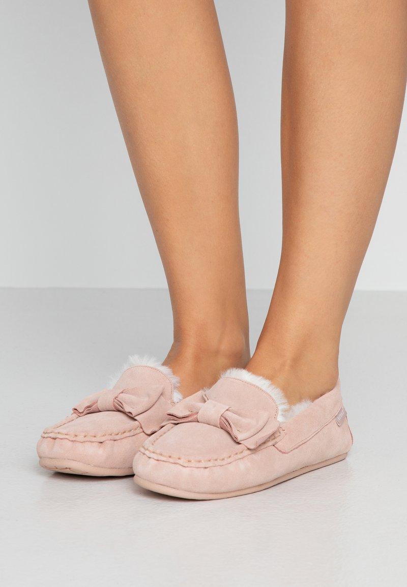 Barbour - SADIE MOCASSIN - Hausschuh - pink