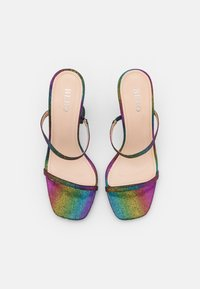 BEBO - SCARLETT - Heeled mules - multicolor - 5
