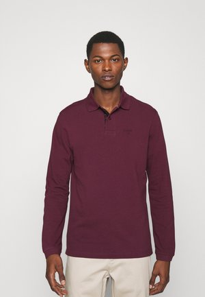 BARBOUR SPORTS - Poloshirt - merlot/winter red