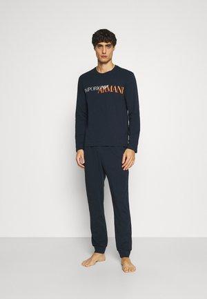 SET - Pyjamas - blu navy