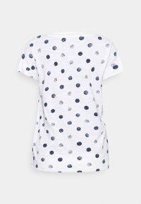 Esprit - CORE - Print T-shirt - off white - 1