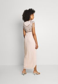 Lace & Beads - SAVANNAH - Occasion wear - nude/silver - 2