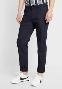 Scotch & Soda - STUART CLASSIC SLIM FIT - Chino - night - 0