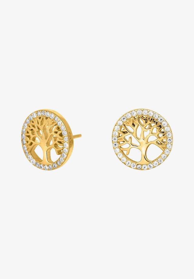 CAIANOR - Oorbellen - gold